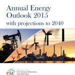 DOE EIA Energy Outlook 2015