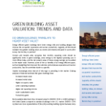 Green Building Asset Valuation