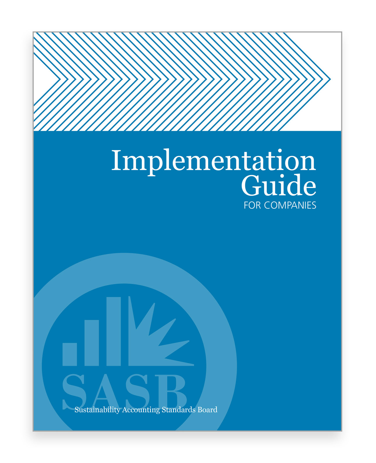 Implementation guide graphic
