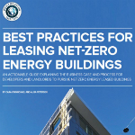 Best Practices for Leasing NZE Building (Brenna Walraven contributed to development)