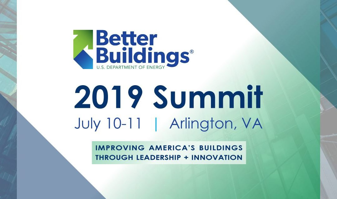 Resilience Roundtable: Public Sector Meets Commercial Real Estate at U.S. Department of Energy (DOE) 2019 Better Buildings Summit