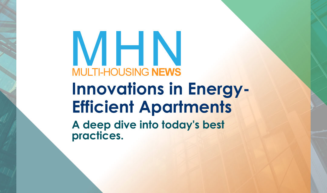 Innovations in Energy-Efficient Apartments