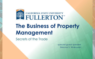 The Business of Property Management (online course)