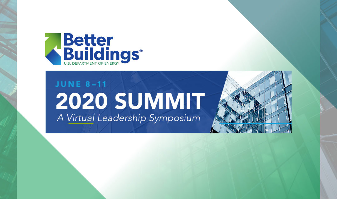 2020 Better Buildings Summit Goes Virtual