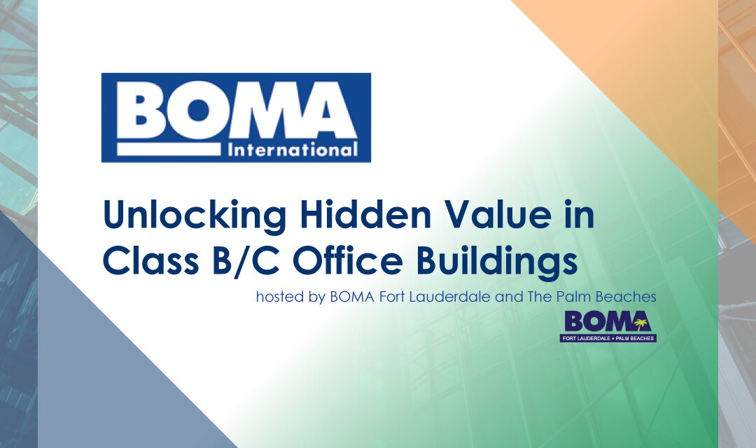 Unlocking Hidden Value in Class B/C Office Buildings