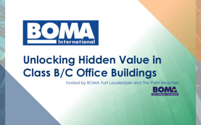 Unlocking Hidden Value in Class B/C Office Buildings