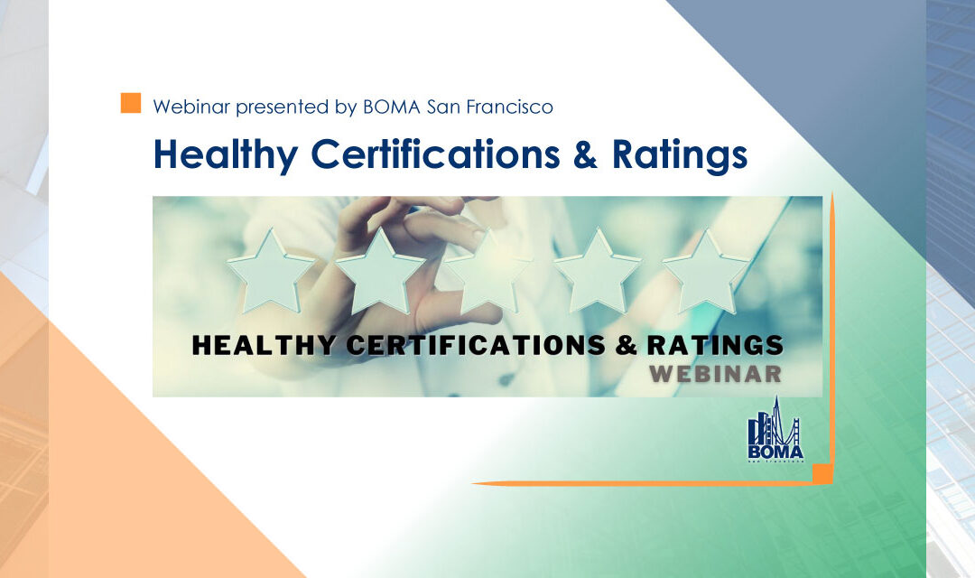 Healthy Certifications & Ratings