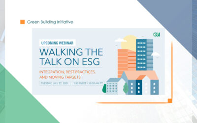 Walking the Talk on ESG: Integration, Best Practices, and Moving Targets (Recorded Webinar)